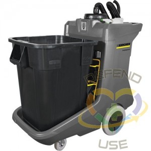 Karcher Professional, Eco! T11 BP Liner Deluxe Cart Vacuum Cleaner, 2.5 US Gal. (9.464 Litres) Each