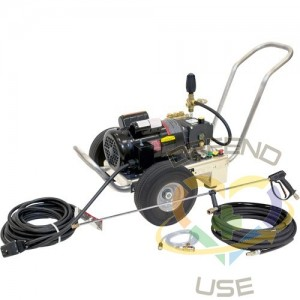 Karcher Professional, HD 0.9/1300 ED Commercial Cold Water Pressure Washer, Electric, 1300 PSI, 1.9 GPM Each