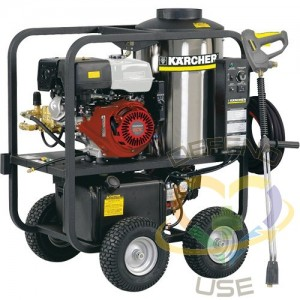 Karcher Professional, HDS 3.5/30 P Cage Series Hot Water Pressure Washer, Gasoline, 3500 PSI, 3.5 GPM Each