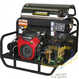 Karcher Professional, HDS 3.9/30 PE Cage Series Hot Water Pressure Washer, Gasoline, 3000 psi, 3.9 GPM Each