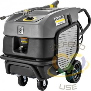 Karcher Professional, HDS 4.0/20-4 Ea Premium Hot Water Pressure Washer, Electric/Diesel, 2000 PSI, 4 GPM Each