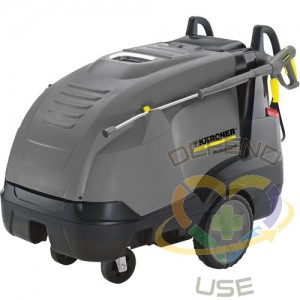 Karcher Professional, HDS 5.0/30-4S Super Class Hot Water Pressure Washer, Electric/Diesel, 3000 psi, 5 GPM...