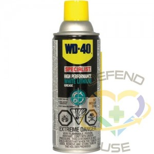 WD40 SPECIALIST, WD-40 Specialist™ White Lithium Grease, Format: 311 g