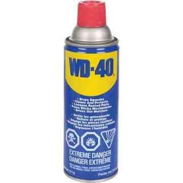 WD-40, Penetrant, Aerosol Can, 11 oz./11 oz. aerosol, Format: 11 oz./11 oz. aerosol