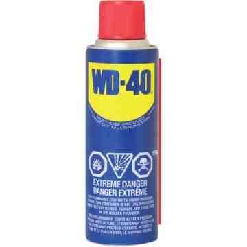 WD-40, Penetrant, Aerosol Can, 155 g, Film Type: Wet