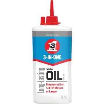 WD-40, 3-IN-1 Motor Oil, Format: 88.7 ml