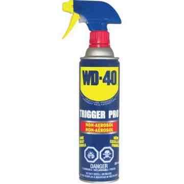 WD-40, Pro Penetrant, Trigger Bottle, 591 ml, Film Type: Wet