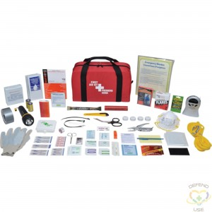 Emergency Preparedness Deluxe First Aid Kit Medical Device Class: Class 2 - 1