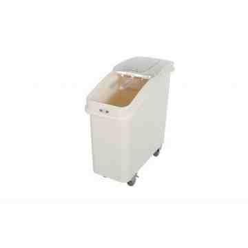 Ingredient Bin 102L - White/Clear - 1