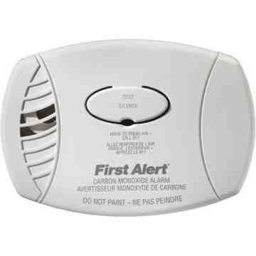 FIRST ALERT, Plug-In Carbon Monoxide Alarm