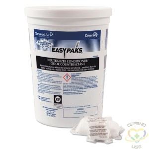 Easy Paks NSF Nuetralizer Conditioner Packet 14.2g, Case of 2/90ct - 1