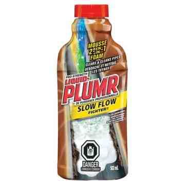Liquid Plumr, Foaming Snake, Case of 12/503ml - 1