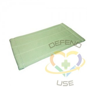 """Unger Microfiber Cleaning Pad 8"""" (for Use w/PHH20/PHD20),Case: 5,CS"""
