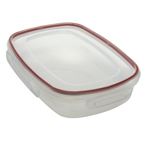 Rubbermaid Housewares, 24 cup 5.7L Square Lock-its, Case of 4