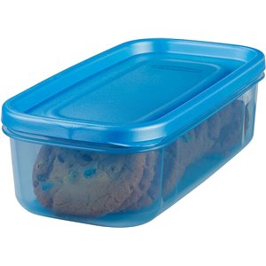 Rubbermaid 4.5-Cup Freezer Blox Food Storage Container, Case of 2