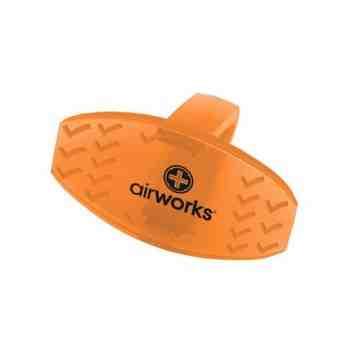 Airworks Bowl Clip 12/pk - Mango - Orange