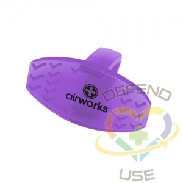 Airworks Bowl Clip 12/pk - Vineyard - Purple