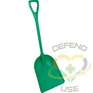 """REMCO PRODUCTS,Safety Shovels - Hygienic Shovels (One-Piece),Length: 42"""""""