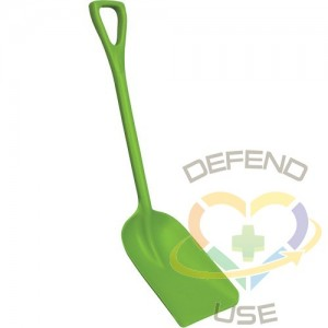 """REMCO PRODUCTS,One-Piece Shovel,Length: 38"""""""