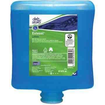 DEB, Estesol  Hand Wash, Liquid, 2 L, Scented, Plastic Cartridge