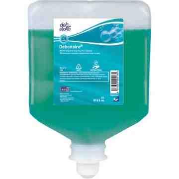 DEB, Debonaire Anti-Bacterial Handwash, Foam, 2 L, Scented, Plastic Cartridge