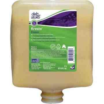 DEB, Kresto Classic Super Heavy-Duty Hand Cleaner, Pumice, 2 L, Refill, Scented, Type: Pumice