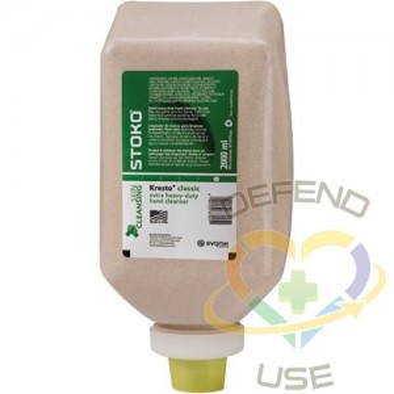STOKO, Kresto Classic Extra Heavy-Duty Hand Cleaner, 2 L, Bottle