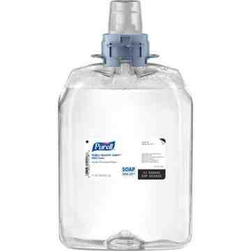 PURELL, Healthy Soap™ Mild Handwash, Foam, 2 L, Unscented, Plastic Cartridge, Qty/Case: 2 Refills