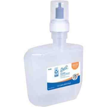 KIMBERLY-CLARK, Scott Control™ Antiseptic Skin Cleanser, Foam, 1.2 L, Unscented, Plastic Cartridge