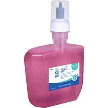 KIMBERLY-CLARK, Scott Pro™ Skin Cleanser with Moisturizers, Foam, 1.2 L, Scented, Plastic Cartridge - 1