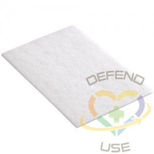 """WALTER SURFACE TECHNOLOGIES, BLENDEX™ Cleaning Hand Pads, Aluminum Oxide, 6"""" x 9"""", General Purpose Grit,..."""