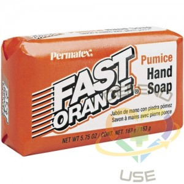 FAST ORANGE. Fast Orange Hand Soap, Fragrance: Scented