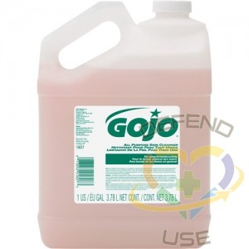 GOJO. All-Purpose Skin Cleanser, Cream, 3.78 L, Scented, Jug