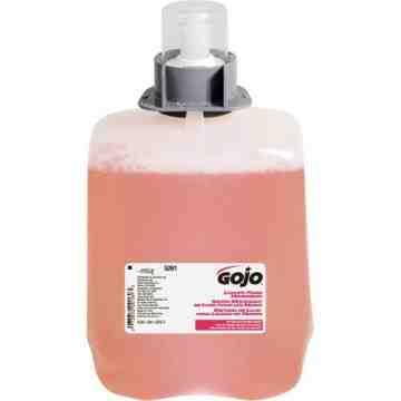 GOJO. Luxury Handwash, Foam, 2 L, Scented, Plastic Cartridge