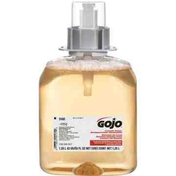 GOJO. Antibacterial Luxury Handwash, Foam, 1250 ml, Scented, Plastic Cartridge