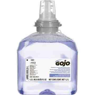 GOJO. Premium Handwash with Skin Conditioners, Liquid, 1.2 L, Scented, Plastic Cartridge