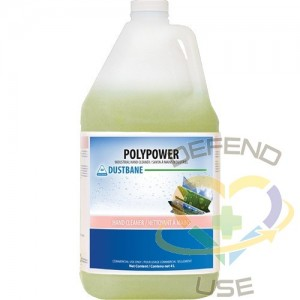 DUSTBANE, Polypower Industrial Hand Cleaner, Cream, 4 L, Jug, Scented, Jug