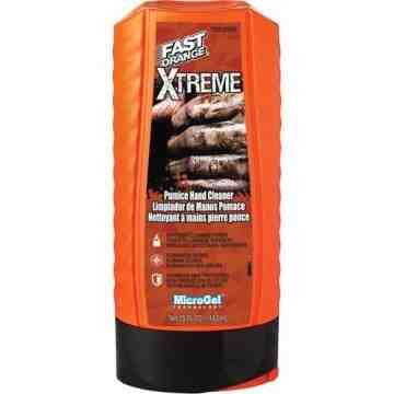 FAST ORANGE, Xtreme Professional Grade Hand Cleaner, Pumice, 443 ml, Bottle, Orange, Bottle