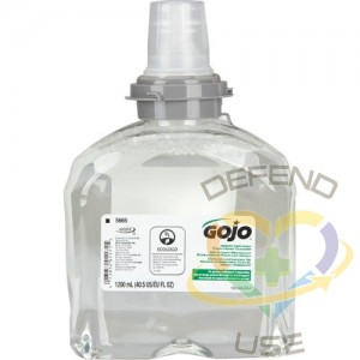 GOJO, Green Certified Hand Soap, Foam, 1.2 L, Unscented, Sold/Priced Per : Case