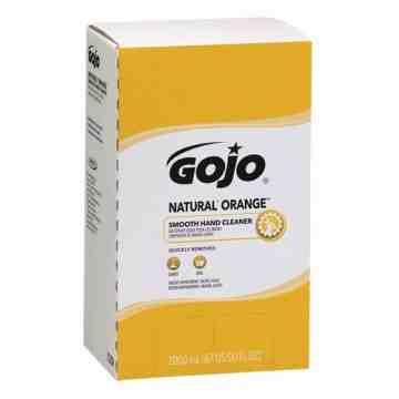 GOJO, Natural Orange™ Hand Cleaner, Liquid, 2 L, Refill, Scented