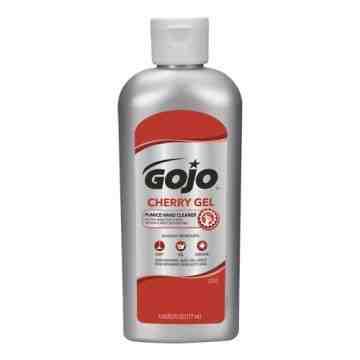 GOJO, Cherry Gel Hand Cleaner, Pumice, 177 ml, Bottle, Scented, Qty/Case: 15