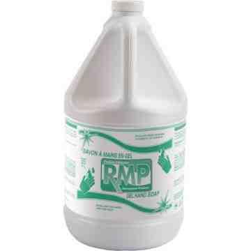 RMP, Green Hand Soap, Gel, 4 L, Scented, Jug