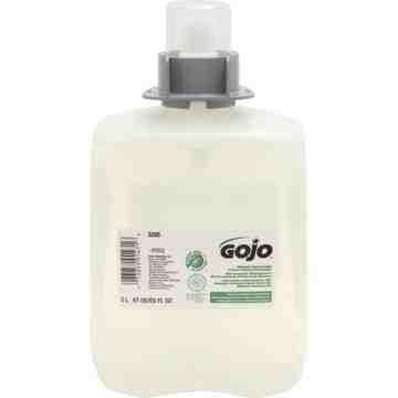 GOJO, Green Certified Hand Cleaner, Foam, 2 L, Unscented, Plastic Cartridge