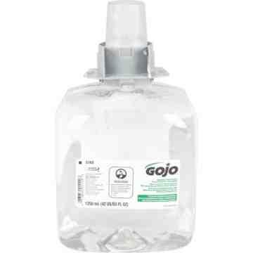 GOJO, Green Certified Hand Cleaner, Foam, 1250 ml, Unscented, Plastic Cartridge