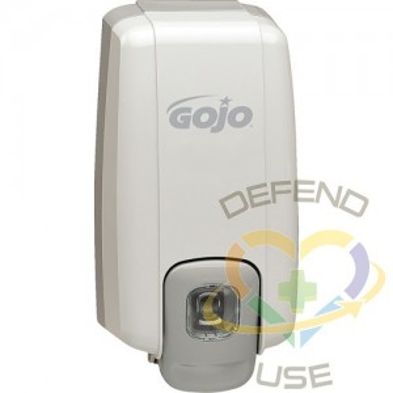 GOJO, NXT Maximum Capacity™ Dispenser, Capacity: 2000 ml, Style: Push