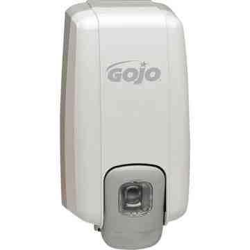 GOJO, NXT Space Saver™ Dispenser, Capacity: 1000 ml, Style: Push