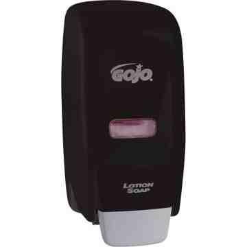 GOJO, 800 Series Bag-In-Box Dispenser, Capacity: 800 ml, Style: Push