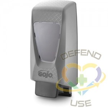 GOJO, Pro™ TDX™ 2000 Dispenser, Capacity: 2000 ml, Style: Push