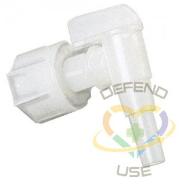 Dispensing-Shur Fill Faucet(A Style)-38/400-HDPENatural, Case: 12