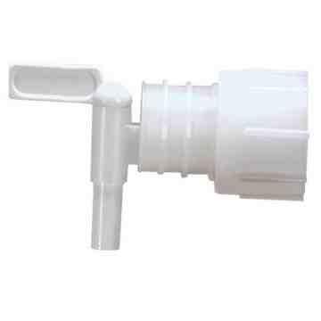 Dispensing-Shur Fill Faucet(B Style)-38/400-HDPENatural, Case: 12